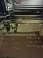 Cnc routing & engraving